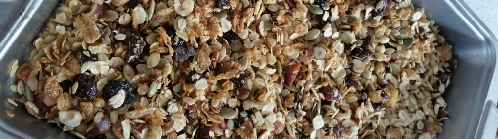 Photo of muesli
