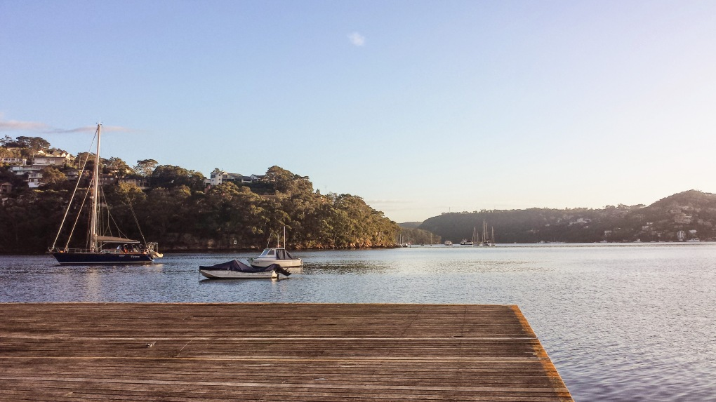 View from Northbridge Sailing Club